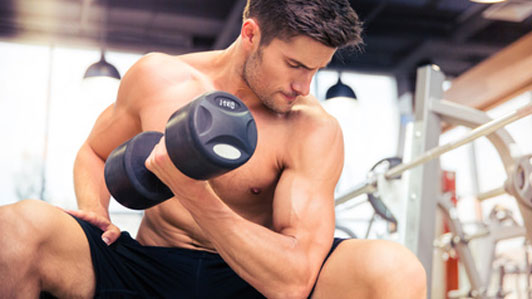 Bigger muscle