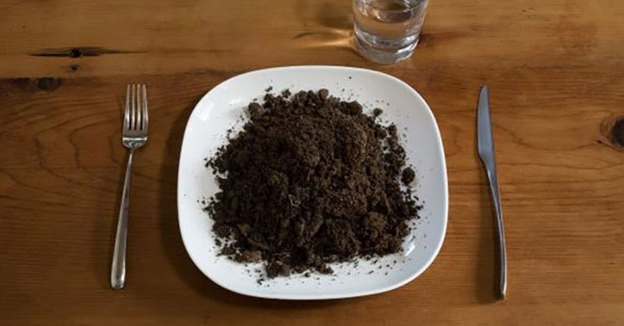 Dirt, Clay, Bentonite clay