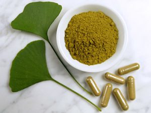 Gingko extract