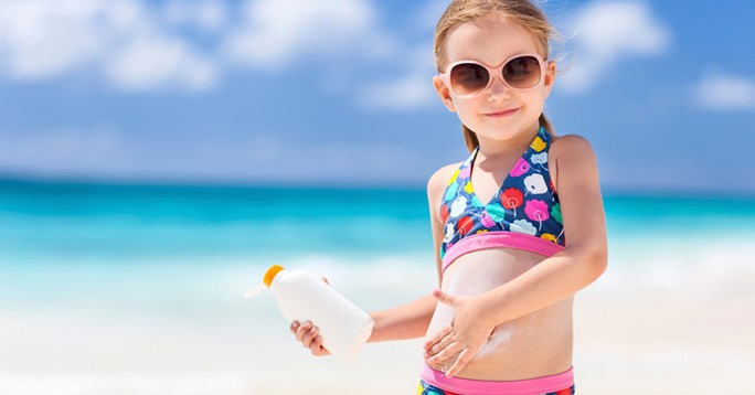 Sun Report: California Baby SPF 18 Sunscreen Review