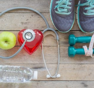 fitness and health equipment