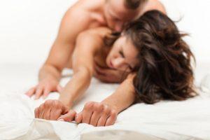 couple passionate sex