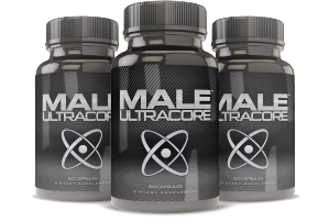 3 Bottles of Male Ultracore